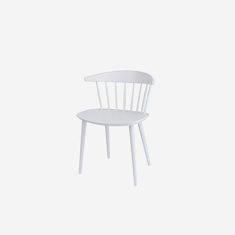 SIMPLE FORM. - HAY - J104 Chair White - Chair
