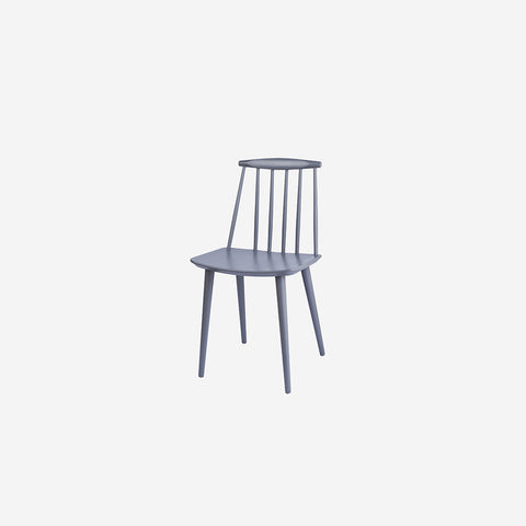 SIMPLE FORM. - HAY - J77 Chair Grey - Chair