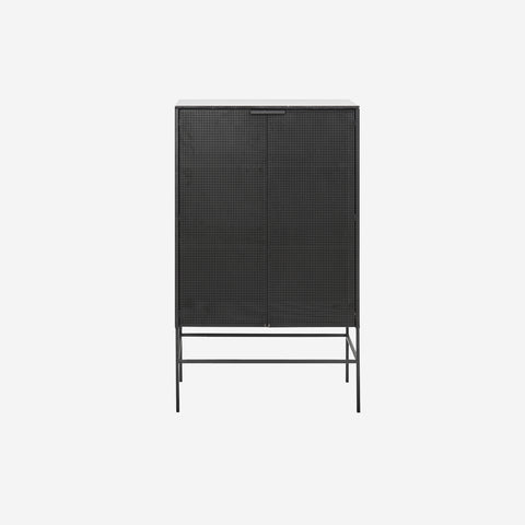SIMPLE FORM.-Kristina Dam Grid Cabinet Cabinet