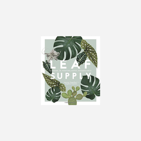 SIMPLE FORM. - Lauren Camilleri & Sophia Kaplan - Leaf Supply Book - Book