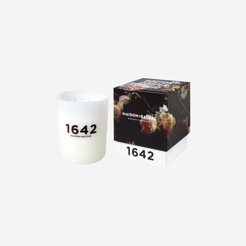SIMPLE FORM. - Maison Balzac - 1642 Candle - Candle
