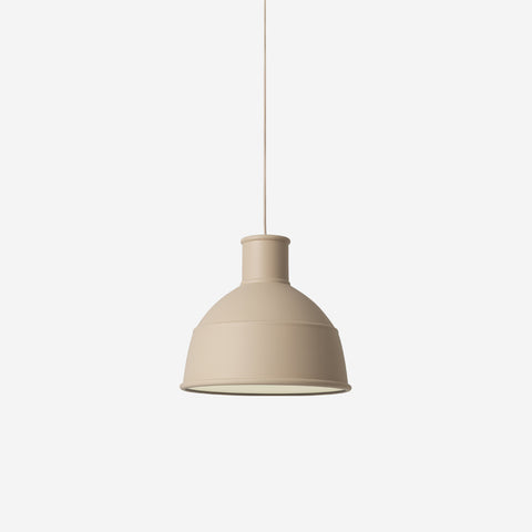 SIMPLE FORM. - Muuto - Unfold Pendant Nude - Pendant