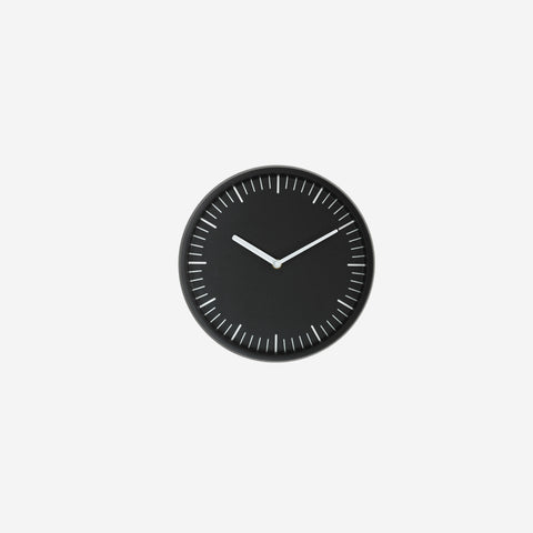 SIMPLE FORM. - Normann Copenhagen - Day Wall Clock Black - Clock
