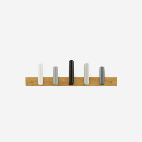 SIMPLE FORM. - Normann Copenhagen - Play Coat Rack Shadow - Wall Rack