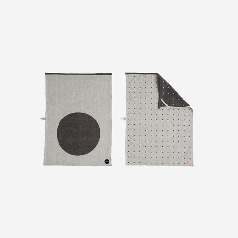 OYOY Living - Dot Tea Towels Tea Towel  - SIMPLE FORM.