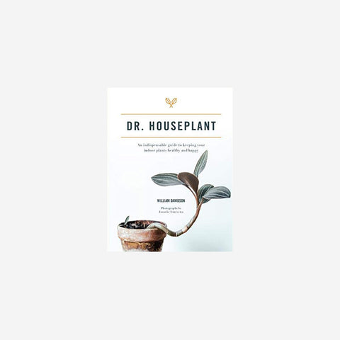 Reading Matters - Dr. Houseplants : An Indispensable Guide - Book  SIMPLE FORM.