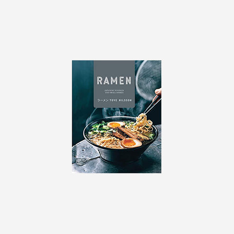 Reading Matters - Ramen: Japanese Noodles and Small Dishes - Book  SIMPLE FORM.
