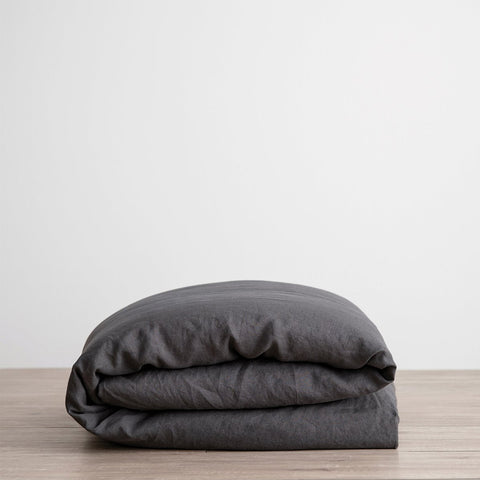 Cultiver - Cultiver Duvet Cover Slate - Bedding  SIMPLE FORM.