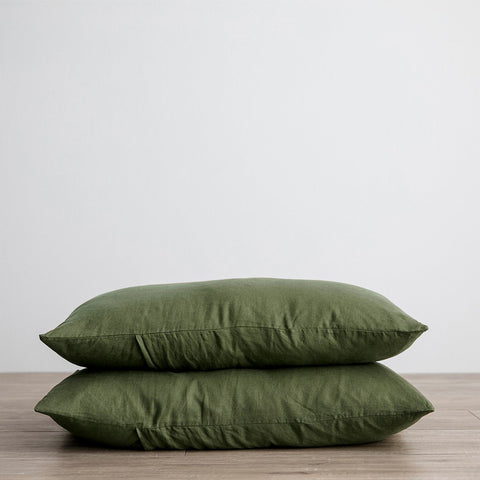 Cultiver - Cultiver Standard Pillowcase Set Forest - Bedding  SIMPLE FORM.