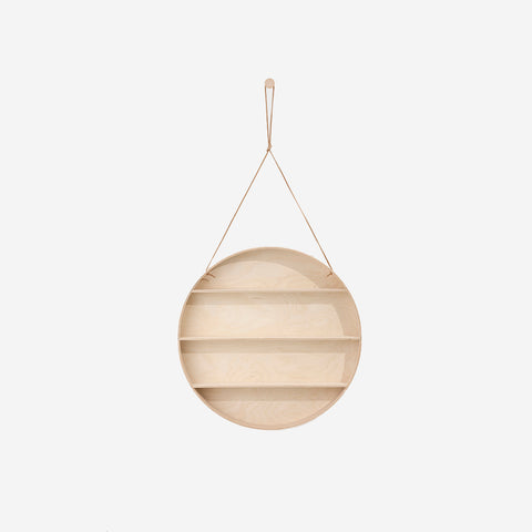 Ferm Living - Ferm Living The Round Dorm - Wall Shelf  SIMPLE FORM.