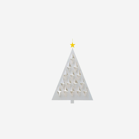 Flensted - Mobile Prism Christmas Tree - Mobile  SIMPLE FORM.