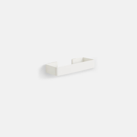 SIMPLE FORM. - Made of Tomorrow - Fold Hand Towel Rail White v.2 - Toilet Paper Holder