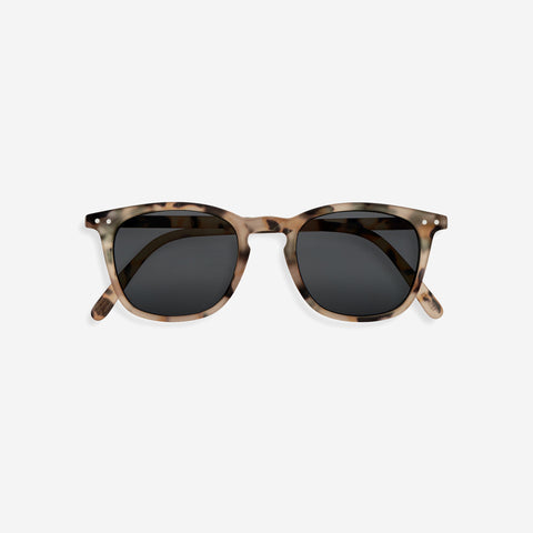 SIMPLE FORM. - IZIPIZI - Sunglasses Adult #E Light Tortoise - Sunglasses