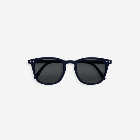 SIMPLE FORM. - IZIPIZI - Sunglasses Junior E Navy Blue - Sunglasses
