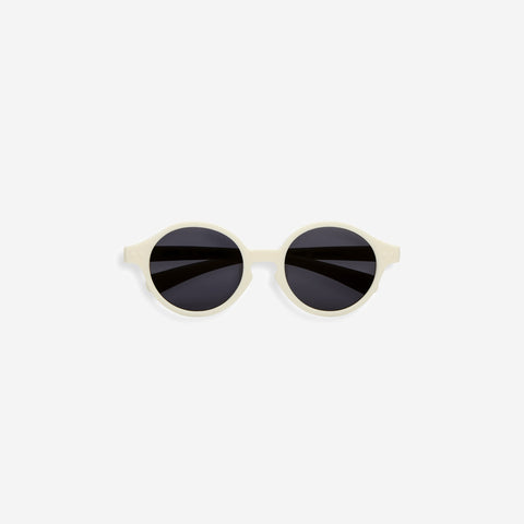 SIMPLE FORM. - IZIPIZI - Sunglasses Kids Milk White - Sunglasses