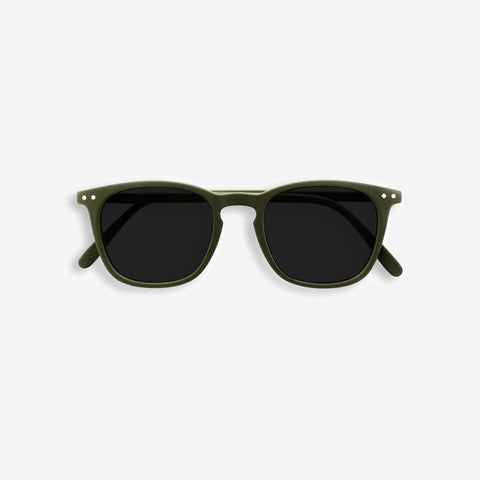IZIPIZI - Izipizi Sunglasses Adult #E Khaki - Sunglasses  SIMPLE FORM.