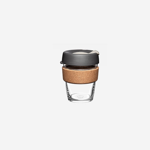 SIMPLE FORM. - KeepCup - Brew Cork Coffee Cup Medium Press - Coffee Cup