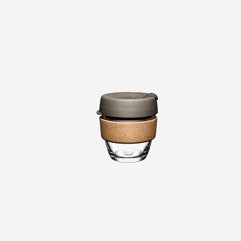 SIMPLE FORM. - KeepCup - Brew Cork Coffee Cup Small Latte - Coffee Cup