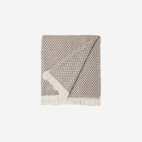 SIMPLE FORM. - LM Home - Copenhagen Cashmere Throw Nutmeg - Throw