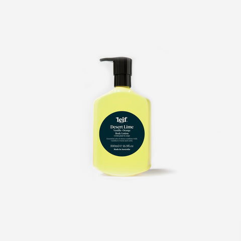 Leif - Leif Desert Lime Body Lotion 500ml - Bodycare  SIMPLE FORM.