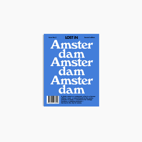 SIMPLE FORM. - Lost In - Lost In Amsterdam - Book