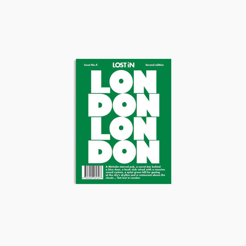 SIMPLE FORM. - Lost In - Lost In London - Book