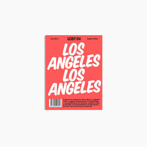 Lost In - Lost In Los Angeles - Book  SIMPLE FORM.