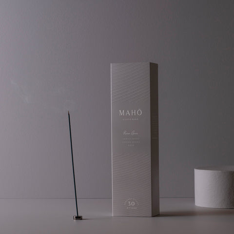 Maho - Maho Sensory Sticks Rose Bois - Incense Sticks  SIMPLE FORM.