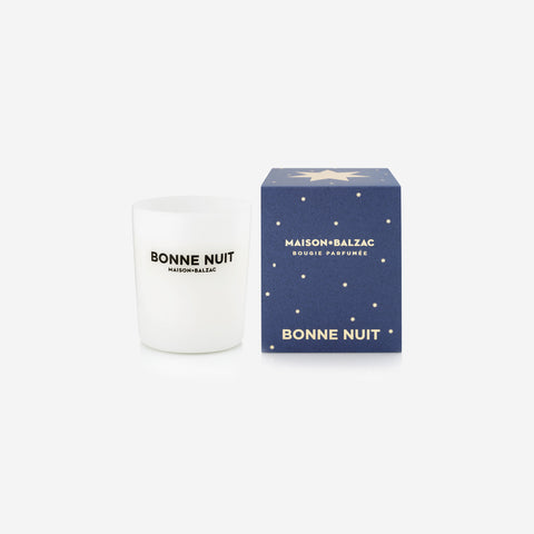 SIMPLE FORM. - Maison Balzac - Bonne Nuit Candle - Candle