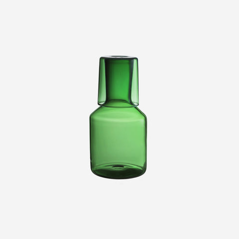 Maison Balzac - Carafe Green - Carafe  SIMPLE FORM.
