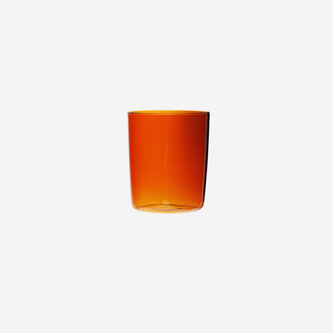SIMPLE FORM. - Maison Balzac - Glass Cups Amber - Cups