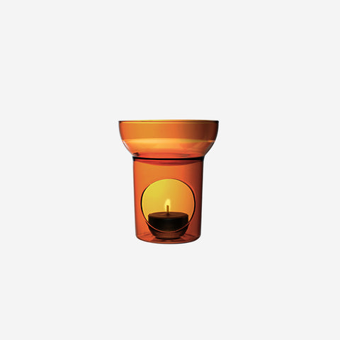 Maison Balzac - Oil Burner Amber - Oil Burner  SIMPLE FORM.