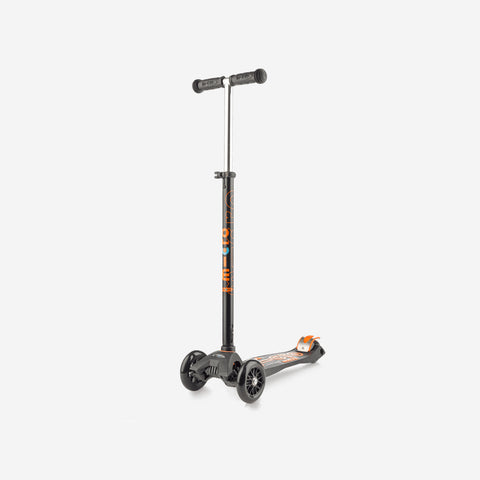 SIMPLE FORM. - Micro Scooters - Maxi Deluxe Micro Scooter Black - Scooter