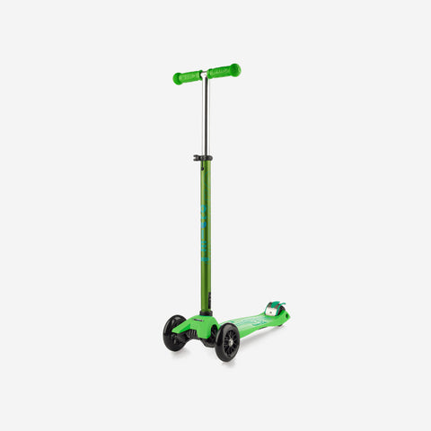SIMPLE FORM. - Micro Scooters - Maxi Deluxe Micro Scooter Green - Scooter