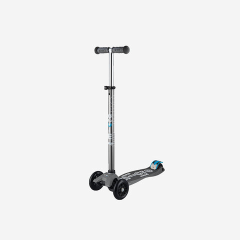 SIMPLE FORM. - Micro Scooters - Maxi Deluxe Micro Scooter Volcanic Grey - Scooter