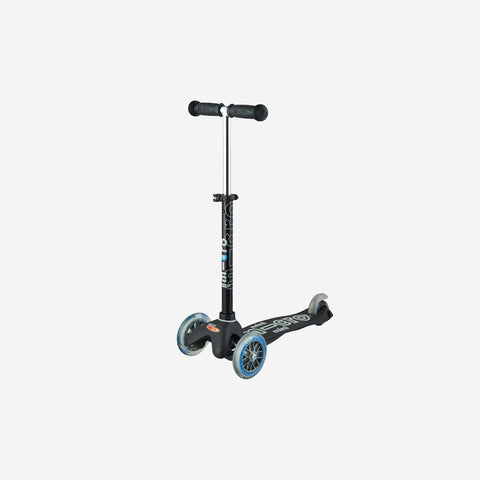 SIMPLE FORM. - Micro Scooters - Mini Deluxe Micro Scooter Black - Scooter