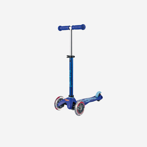 SIMPLE FORM. - Micro Scooters - Mini Deluxe Micro Scooter Blue - Scooter