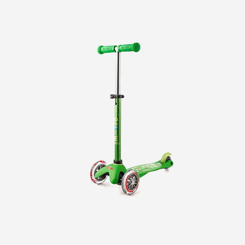 SIMPLE FORM. - Micro Scooters - Mini Deluxe Micro Scooter Green - Scooter