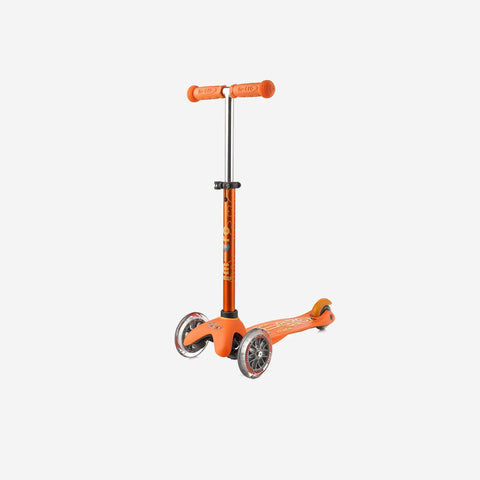 SIMPLE FORM. - Micro Scooters - Mini Deluxe Micro Scooter Orange - Scooter