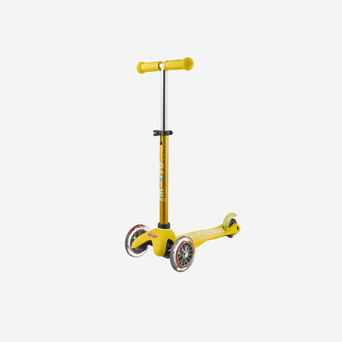 SIMPLE FORM. - Micro Scooters - Mini Deluxe Micro Scooter Yellow - Scooter