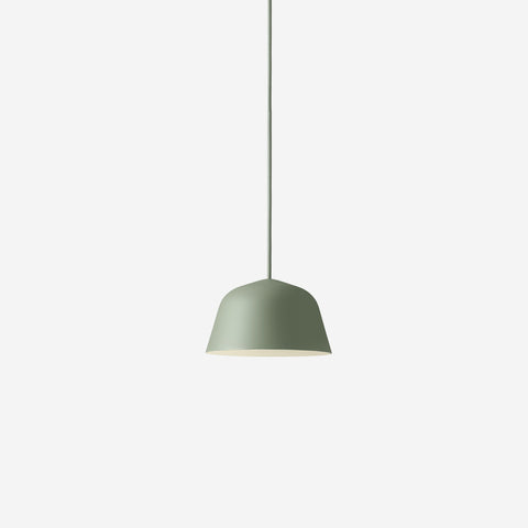 SIMPLE FORM. - Muuto - Ambit Pendant Ø16.5cm Dusty Green by Muuto - Pendant