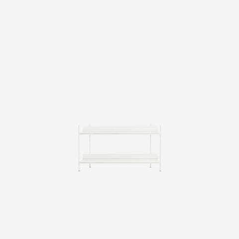 SIMPLE FORM. - Muuto - Compile Shelf White Configuration 1 by Muuto - Shelf