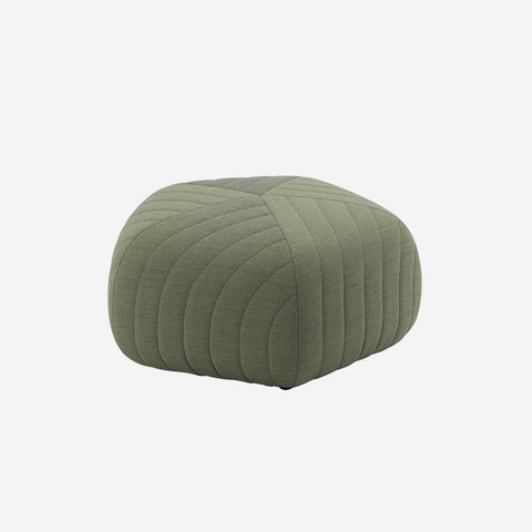 SIMPLE FORM. - Muuto - Five Pouf Large Green - Pouf
