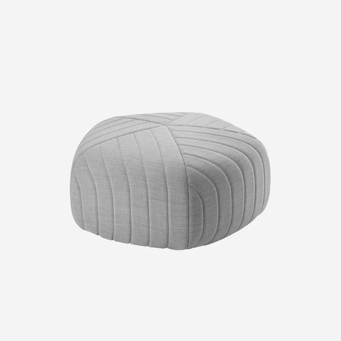 Muuto - Five Pouf Large Grey by Muuto - Pouf  SIMPLE FORM.
