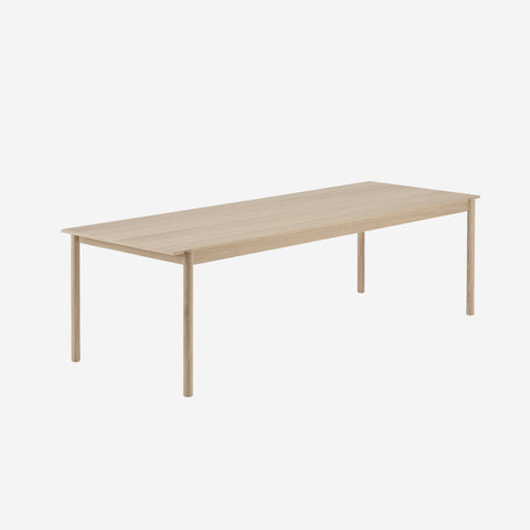 Muuto - Linear Wood Oak Table 260cm by Muuto - Table  SIMPLE FORM.