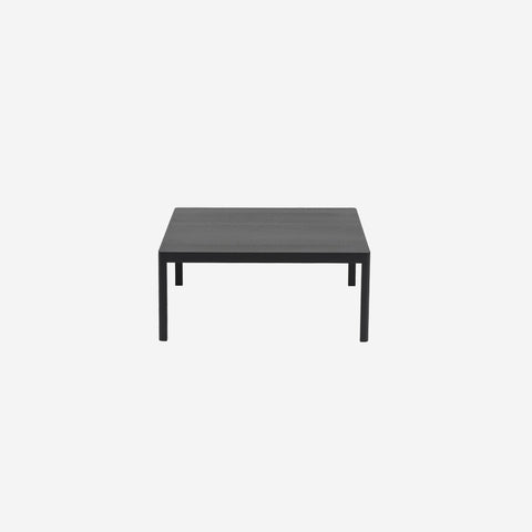 SIMPLE FORM. - Muuto - Workshop Coffee Table Square Black by Muuto - Coffee Table