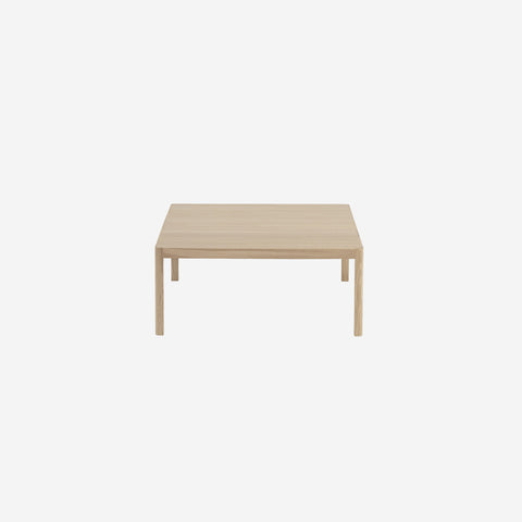 Muuto - Workshop Coffee Table Square Oak by Muuto - Coffee Table  SIMPLE FORM.