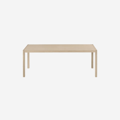 SIMPLE FORM. - Muuto - Workshop Table Oak Long by Muuto - Table