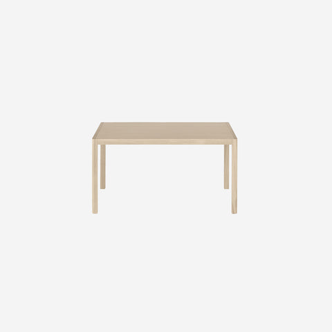 SIMPLE FORM. - Muuto - Workshop Table Oak Short by Muuto - Table