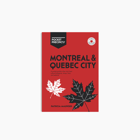 SIMPLE FORM. - Pocket Precincts - Montreal Pocket Precincts - Book